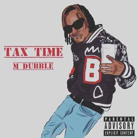 Tax Time M Dubble front cover