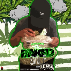 Dante Baker - The Baked Sale Heavy Gee front cover