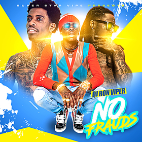 Hot Tracks This Week (No Frauds) DJ Ron Viper front cover
