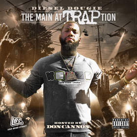 The Main Attraption Diesel Dougie front cover