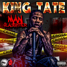 Man Slaughter King Tate front cover