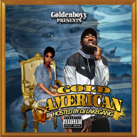 Gold American Golden Boy front cover