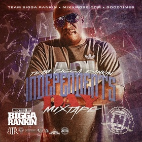 INDEPENDENTS DAY Bigga Rankin front cover
