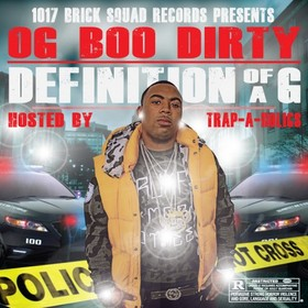 Definition Of A G OG Boo Dirty front cover