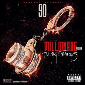 MILLIONARE DREAMS F.B.I. NIGHTMARES 90 front cover