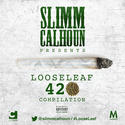Looseleaf 420 Compilation Slimm Calhoun  front cover