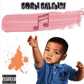 Born Balenci DJ Mad Lurk front cover