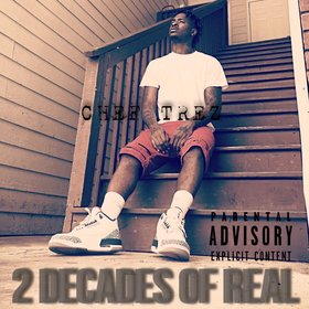 2 Decades Of Real Chef Trez front cover