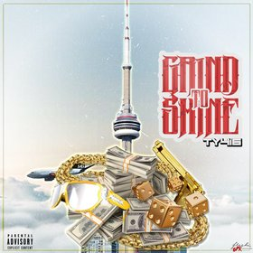 Grind To Shine Ty416 front cover