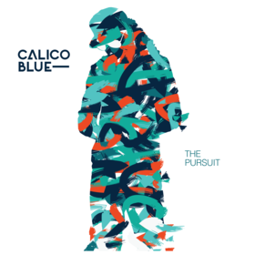 The Pursuit Calico Blue front cover
