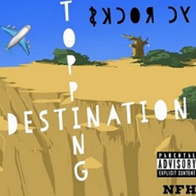 Destination Topping YC Rocks front cover