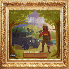 Substance C-Note & RL$IN front cover