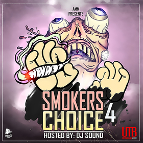 Smokers Choice 4 DJ Konnect  front cover
