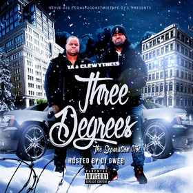 Ya & Clewythe13 presents Three Degrees hosted by DJGweb djgweb front cover