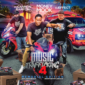 Music Trafficking 4 (Memorial Edition) DJ Money Mook front cover