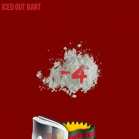 -4 Iced Out Bart  front cover