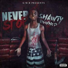 Never Stop Shawty Duwhop front cover