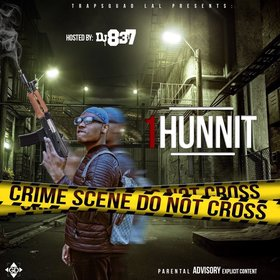 1Hunnit TrapSquadLal front cover