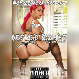 Trapp  Ft $mitty & Blocka LilMud front cover
