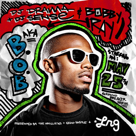 May 25th B.o.B front cover