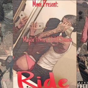 Ride 1500SHAWN front cover