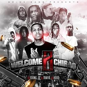 Welcome 2 Chiraq DJ Young JD front cover