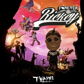Forever Rickey T-Wayne front cover