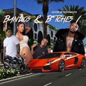 Bandos & B*tches 1 Rich Beezy front cover