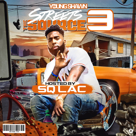 The Streets Source 3 DJ Young Shawn front cover