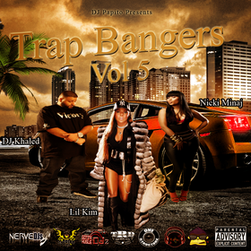 Trap Bangers Vol 5  DJ Papito front cover