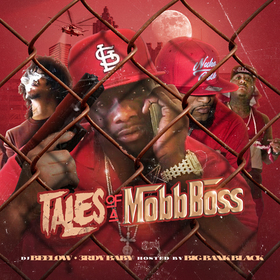 Tales Of A Mobb Boss Big Bank Black front cover