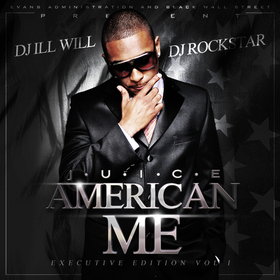 American Me Juice front cover