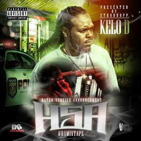 Hater Service Announcement Kelo D front cover