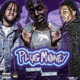 Plug Money DJ Mad Lurk front cover