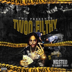Twoo Filthy Numbah 2 front cover
