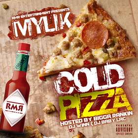 Cold Pizza Mylik front cover
