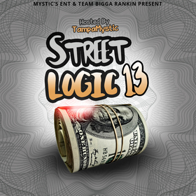 Street Logic 13 Tampa Mystic front cover