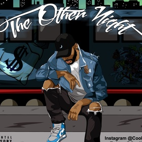 Cool Kash: The Other Night Dj Ro front cover