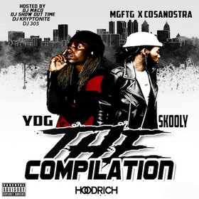 The Compilation Y.D.G. front cover