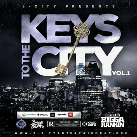 Keys To The City Vol. 1 Bigga Rankin front cover
