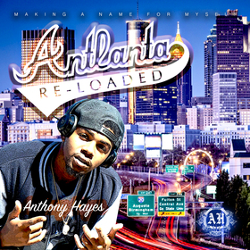 Antlanta Reloaded Anthony Hayes front cover