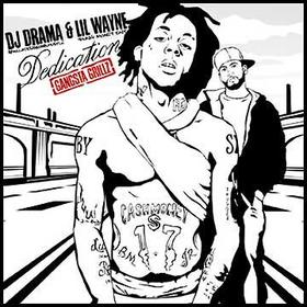 Dedication Lil Wayne front cover