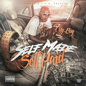 Self Made Self Paid Cityboy front cover
