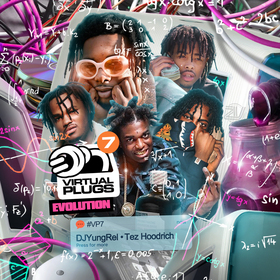 Virtual Plugs 7: Evolution DJ Yung Rel front cover