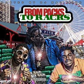 From Packs To Racks DJ Mad Lurk front cover