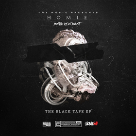 The Black Tape EP 4E Homie front cover