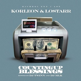 Counting Up Blessings Korleon front cover