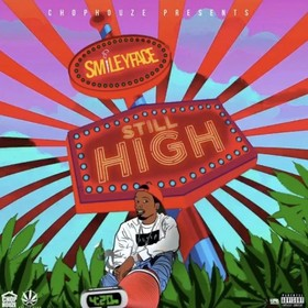 Still High Smileyface front cover