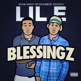 Blessingz TeamDJMadLurk front cover