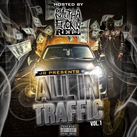 All In Traffic Vol.1 AP Black front cover